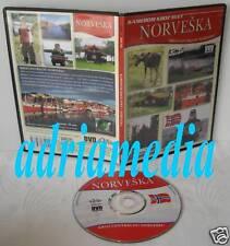 NORVESKA DVD Norvegen Oslo Losos Pastrmka Lov lososa i pastrmke pecanje Srpski