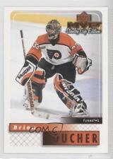 1999-00 Upper Deck MVP Stanley Cup Edition 137 Brian Boucher Philadelphia Flyers
