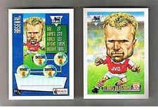 Merlin Fa Premier League 1996 Fußball Karten-verschiedene