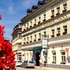 Luxusreise in traumhafter Suite - 4* Hotel Wilder Mann im Erzgebige