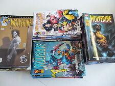 Wolverine marvel Comic - 1. série 1997-2003 domaine Nº 61-77 (panini) allemand
