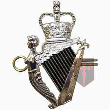New Official Royal Irish Cap + Caubeen Badge (  Beret Badge Infantry