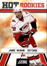 2010-11 Score Hockey RC Rookie Card Singles - You Choose