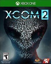 XCOM 2 RE-SEALED Microsoft Xbox One 1 XB XB1 XB3 GAME