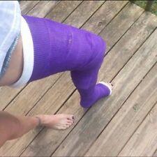Fiberglass LONG Leg Cast Kit | Medical Casting Material Broken Arm Kit