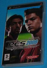 Pes 2008 - Sony PSP - PAL
