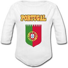 Body Bébé Football Portugal - Euro 2016