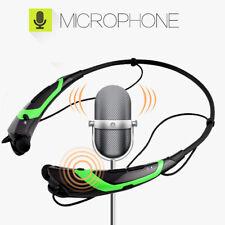 New Bluetooth Wireless Headset Stereo Headphone Earphones For iPhone Samsung