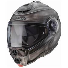 Caberg Droid Hierro Casco de la Motocicleta Plegable termoplástico - MATE GRIS