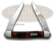 Case Xx Black Lava Corelon 1/500 Muskrat Pocket Knives