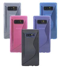 Samsung Galaxy Note 8 N950F // Zubehör Handyhülle Schutzschale Cover Silikon