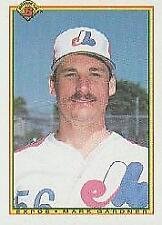 1990 Bowman Baseball Base Singles #106-211 (Pick Your Cards)