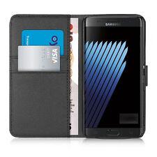 Pour Samsung galaxy Note 7 - Etui Housse Portefeuille Support vidéo Cuir
