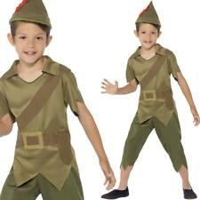 Garçons Robin Hood Costume Déguisement Semaine Du Livre Personnage