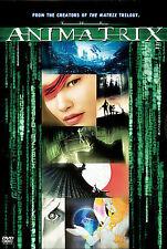Animatrix (DVD, 2003, Widescreen) MATRIX THEMED ANIME/ANIMATED SHORTS/PREQUEL