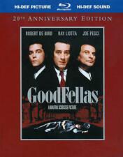 GoodFellas (20th Anniversary Edition) [Blu-ray] Dvd, Paul Sorvino, Lorraine Brac