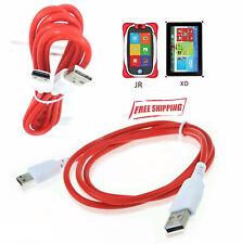 3 ft USB Data Sync Charger Charge Cable Cord for Nabi Jr Nabi XD 2S Tablets ol