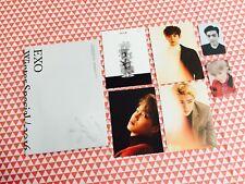 EXO Winter Special Album 2016  For Life postcard photocard