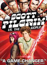 Scott Pilgrim Vs. the World (DVD, 2010); Seldom Watched