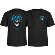 Powell Peralta Skateboard Shirt Welinder Nordic Skull Black