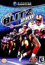 NFL Blitz Pro (Nintendo GameCube, 2003) Complete MINT
