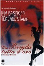 Una bionda tutta d'oro (1993) DVD