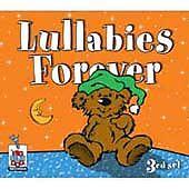 Lullabies Forever [Box Set] CD Various Artists (2001, 3 Discs) NEW