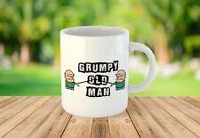 Grumpy Old Man Angry Bald Novelty Tea Coffee Mug
