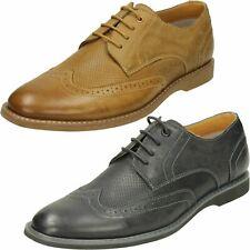 Mens Thomas Blunt Lace Up Brogue 'Shoes'