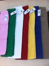 Ragazzo RALPH LAUREN pantaloni chino 6 Colori Taglie 2-7 ANNI NUOVO CON ETICHETTA
