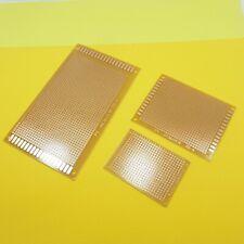Single-sided 5x7cm Universal Circuito Fibra Di Vetro 2.54 mm saldatura PCB