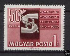 Hungary 1969 SG#2447 Labour Org. MNH
