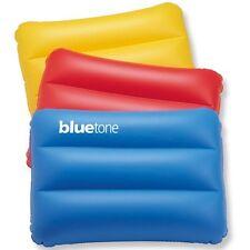 Aufblasbares Strandkissen mit 3 Kammern verschiedene Farben -NEU-