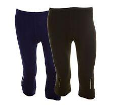 Ladies New 3/4 Cycling Pant Coolmax® padding Women shorts Tights Bike Legging