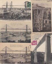 PONTS BRIDGES France 110 Cartes Postales 1900-1940