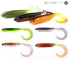 DAM EFFZETT New Grub -Größe & Farbe wählbar- FZ Twister Aal Eel