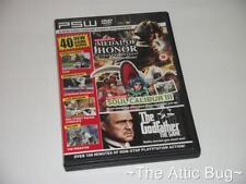 PSWorld DVD Volume 59 ~ Medal of Honor, Soul Calibur III, The Godfather etc.