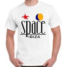 Space Ibiza Clubbing House Pacha White Island Vintage Unisex Women T Shirt 2228