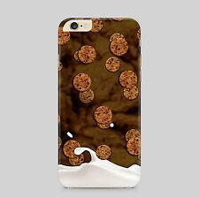BISCOTTI e cioccolato al latte Telefono Case Cover