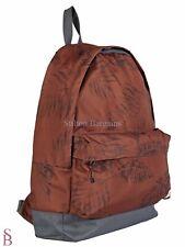 Quiksilver Leaf Print Backpack - BNIP - Rucksack, School, Gym, Sports