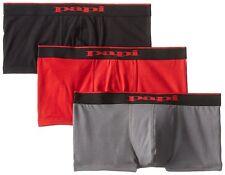 Papi Cotton Stretch Brazilian Trunk 3-Pack - 980501