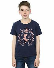 Disney niños Bambi Christmas Wreath Camiseta