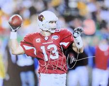Kurt Warner Arizona Cardinals Super Bowl Signed 16x20 Photo JSA