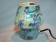 "Mosaic Glass table lamp 8"""
