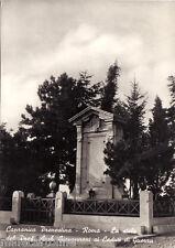 #CAPRANICA PRENESTINA: LA STELE AI CADUTI DI GUERRA- Arch. GIOVANNONI