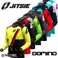 2018 Jitsie Domino Race Trials Shirt-FREE GLOVES WITH SHIRT+PANTS ORDER