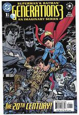 Superman Batman Generations3 And Imaginary Series #1-12 2003 DC Comics [Choice]