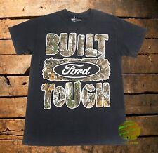 New Ford Built Tough Realtree Camo  Mens T-shirt