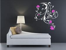De Lujo Vid Vinilo Pegatinas de pared calcomanías desprendibles Para Cocina Salón Dormitorio