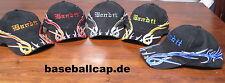Baseballcap Bandit, Tribal verschiedene Farben Cap Hut Kappe